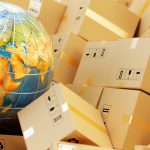 Sending parcels is also found in history: