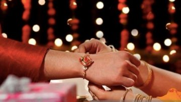 The Special Love That a Brother and Sister Share: Raksha Bandhan