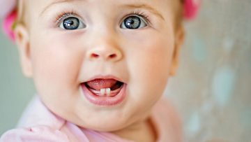 Making teething easier – managing baby's cries