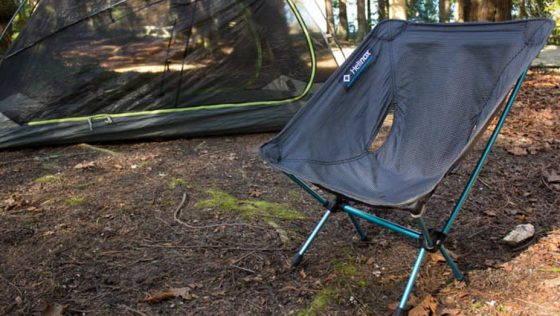 Why backpacking chairs are more useful