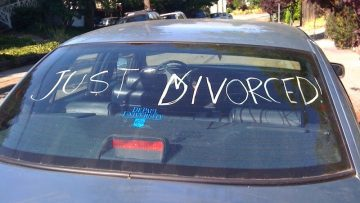 Satan And No-Fault Divorce