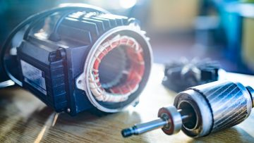Gear Motors Advantages