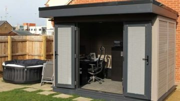 The Advantages of Garden Rooms
