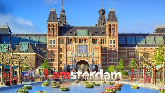 Explore new places beyond the Amsterdam museum