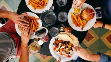 Things to Do When There's a Ban on Dine-in Services