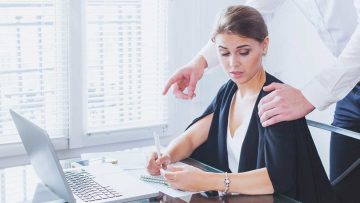 Presenting sexual harassment lawyer in Austin
